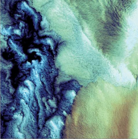 A Terra como Arte - Ebook com fotografias da NASA (Earth as Art) - 1