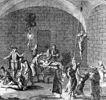 A Inquisição Espanhola