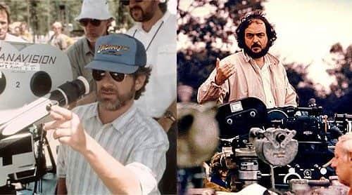 Depoimento de Steven Spielberg sobre Stanley Kubrick em vídeo.