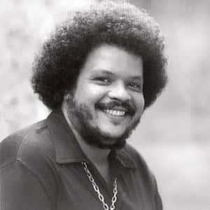 15 anos da morte de Tim Maia. Foto de Tim sorrindo nos anos 1970.