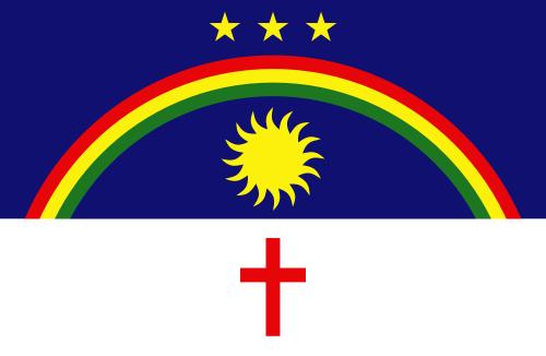 Bandeira da Revolução Pernambucana de 1817
