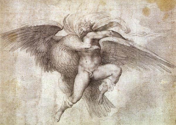 Um original de Michelangelo