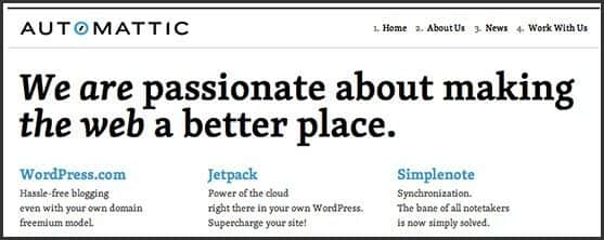 Wordpress 10 anos: 10 outros produtos Automattic e Wordpress Foundation