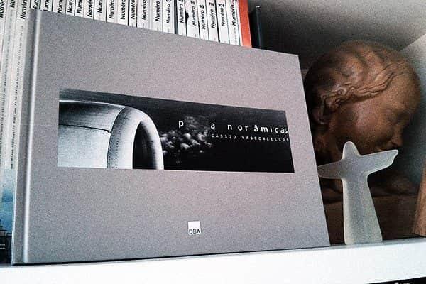 Panorâmicas, fotos de Cássio Vasconcellos, com desconto na livraria Cultura