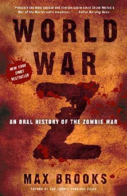 World War Z, versão em inglês de Guerra Mundial Z, na livraria cultura