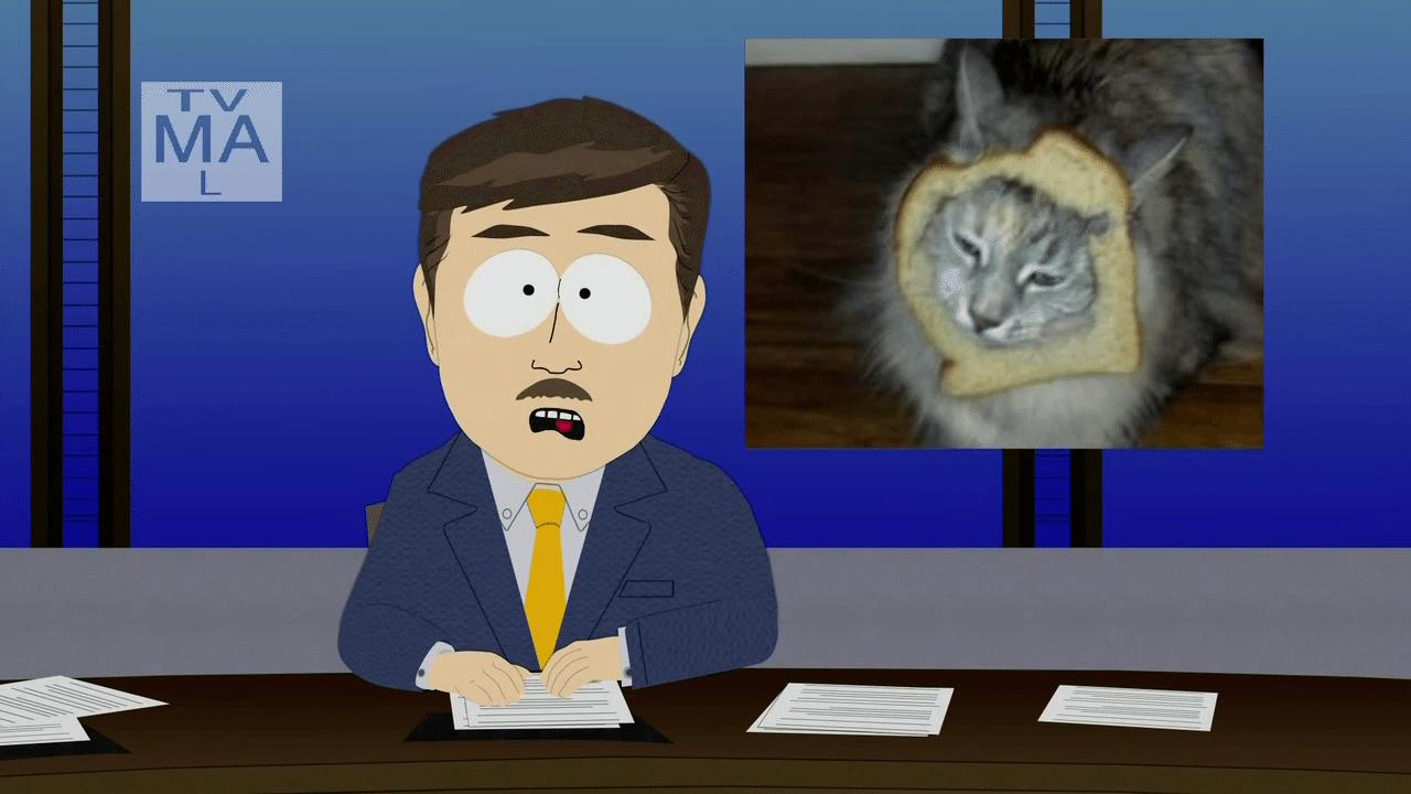 Faith Hillilng, ótimo episódio de South Park sobre os memes de internet