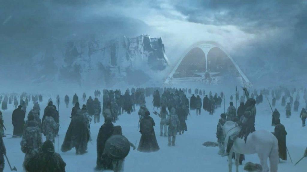 """Carnaval em Westeros: """"Atrás dos White Walkers só vai quem já morreu!"""